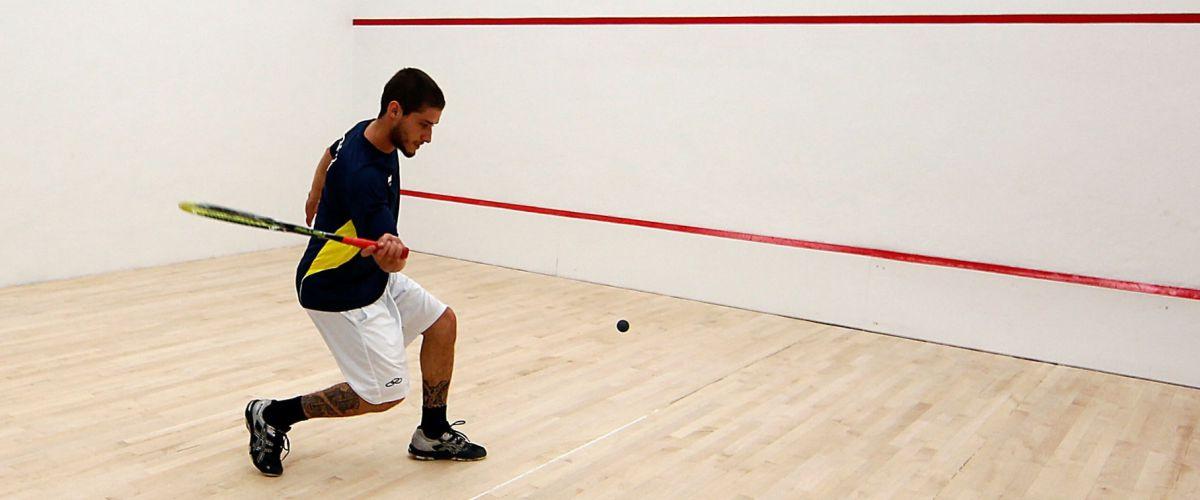 10 mandamentos do Squash